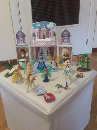 Palacio de Playmobil Princesas.