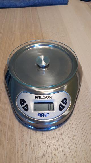 Báscula de cocina Palson