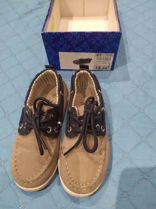 zapatos talla 27