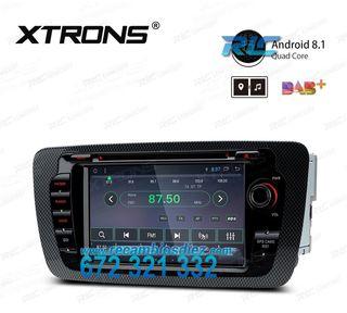 "RADIO GPS PANTALLA TÁCTIL 7"" SEAT"