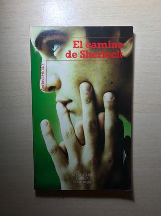 Libro El camino de Sherlock