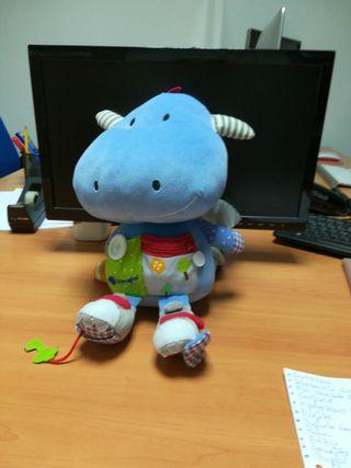 Hipopótamo Azul