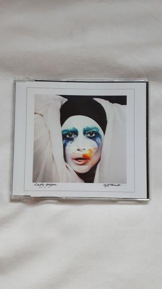 Lady Gaga Applause single cd