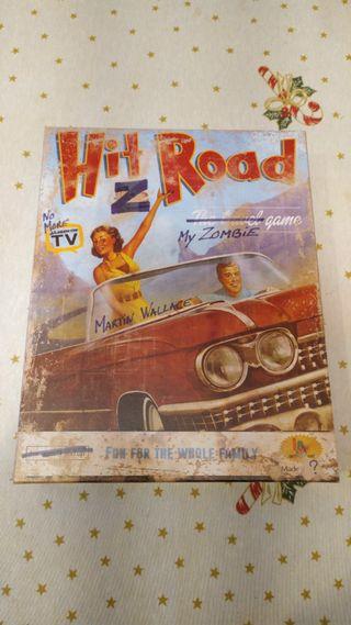 Juego de mesa Hit Z Road