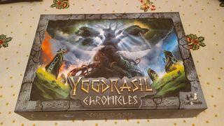 Juego de mesa Yggdrasil