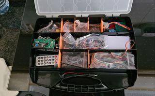 Kit programación Arduino UNO