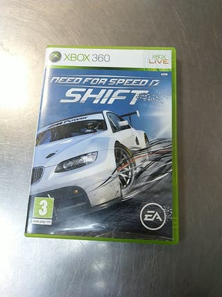 Need For Speed Shift. Xbox360