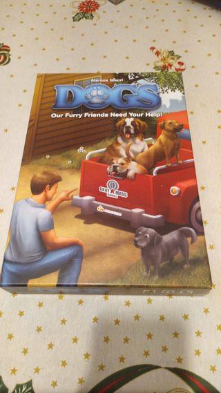 Juego de mesa Dogs