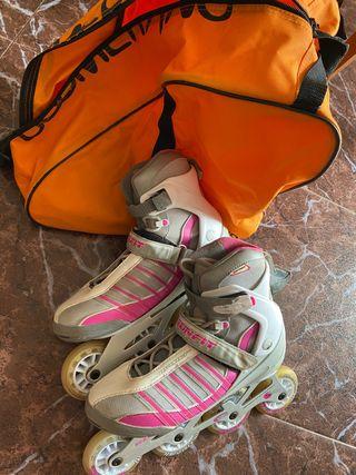 Vendo patinetes roller