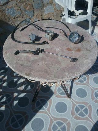 Contador, bomba de freno kymco 125