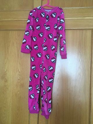 Pijama mono Monster High niña