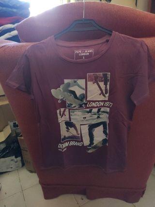 Camiseta Pepe Jeans talla S