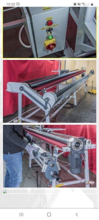 Máquina para hacer tuberías