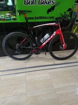 bicicleta Ridley Noah fast