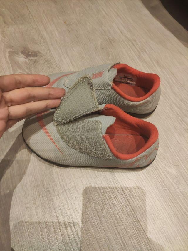 bambas Nike futbol 29.5