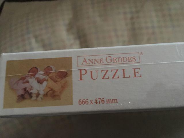 Puzzle Anne Geddes nuevo precintado