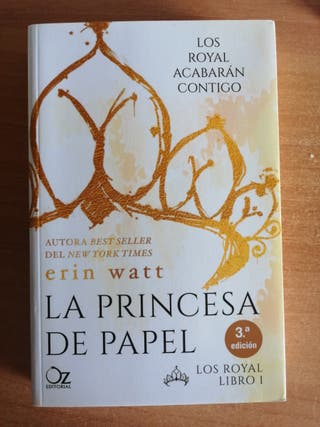 La Princesa de Papel