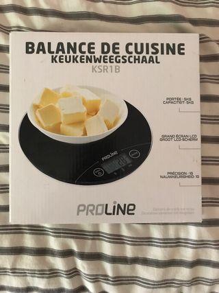 Báscula de cocina electrónica - KSR1B Proline