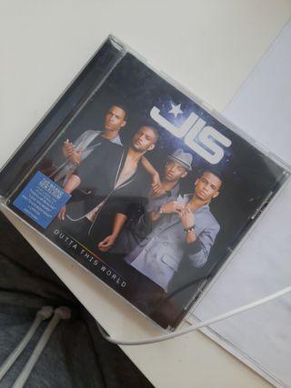 JLS OUTTA THIS WORLD ALBUM 2010