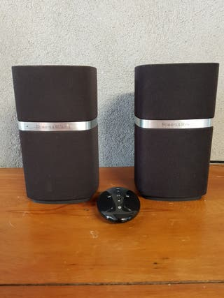 Altavoces Bowers & Wilkins MM1