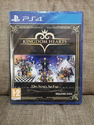 PS4 Kingdom Hearts: The Story So Far