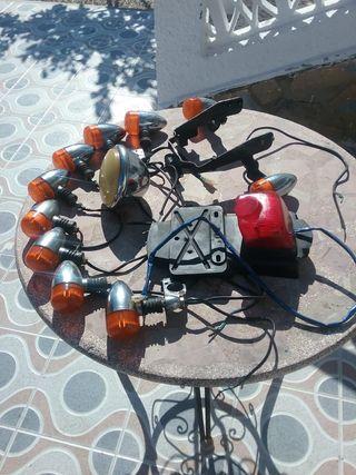 Kit de luces moto Kymco 125