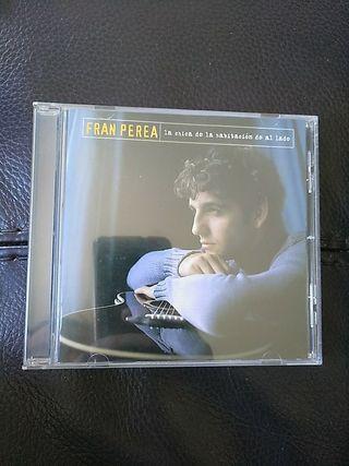 CD de Fran Perea La chica de la habitación...