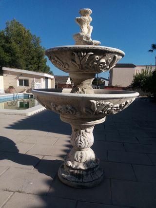 Fuente de Piedra Grande