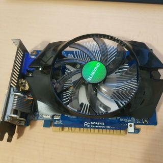 GIGABYTE GEFORCE GTX 650 2GB DDR5