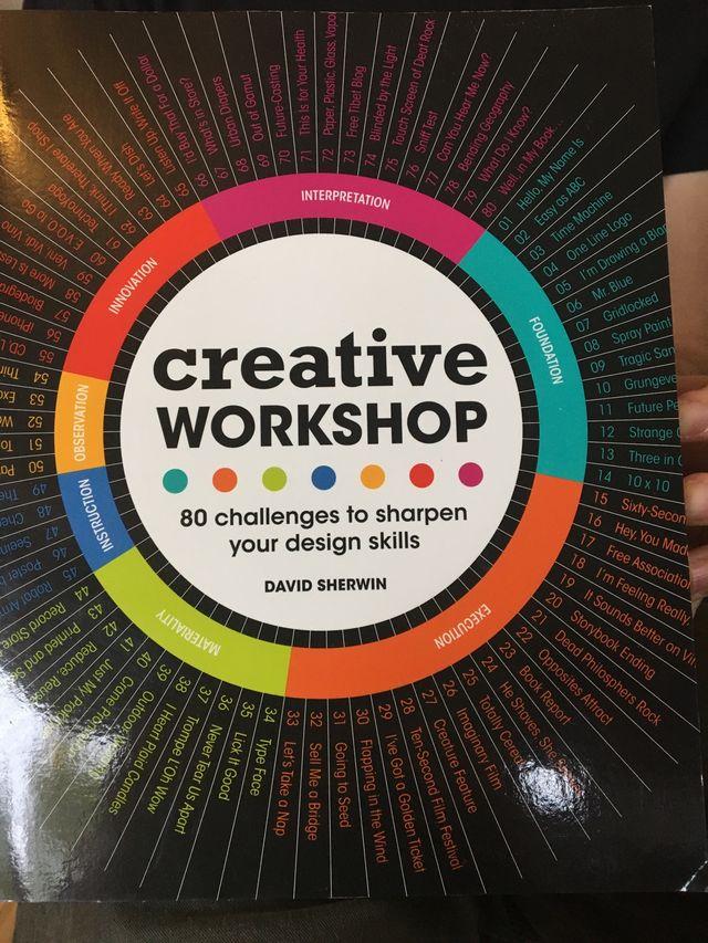 Creative workshop - david sherwin