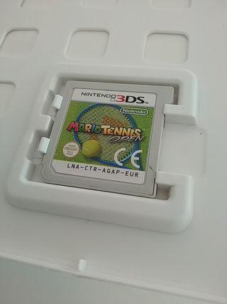 Juego Mario tennis open nintendo 3ds