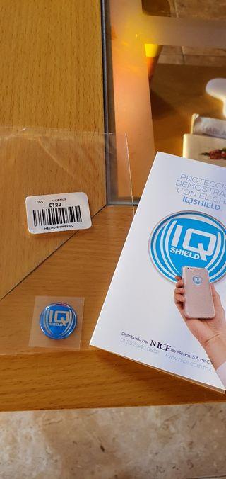Chip Protección Electromagnética IQSHIELD
