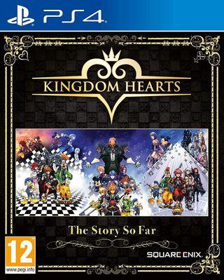 Kingdom Hearts The Story So Far Nuevo