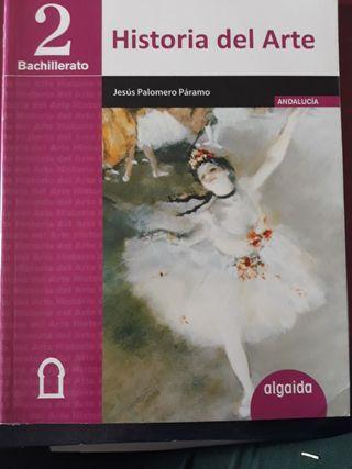 Libro de Historia del Arte 2°Bachillerato Algaida