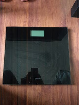 Bascula digital 100 vidrio