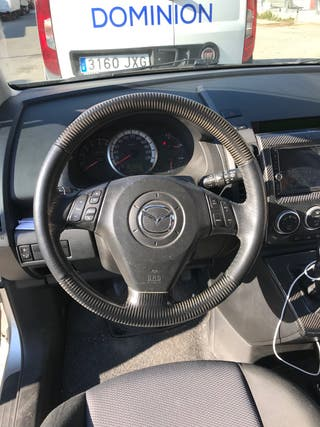Mazda 3,5,6 volante de carbón natural