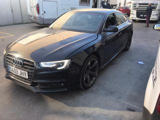 Audi A5 - ACCIDENTADO -