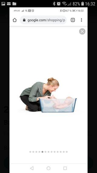 bañera stoke y patas