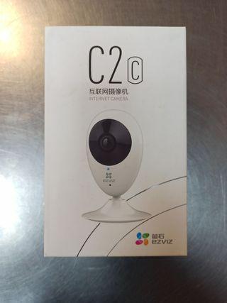 Cámara WiFi Ezviz C2C