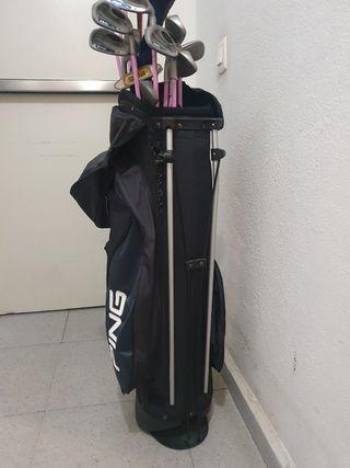 bolsa Ping Golf (no incluye ningún palo)
