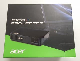 Picoproyector Miniproyector LCD Acer C120