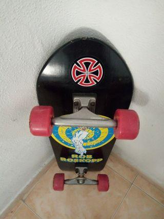 Santa Cruz Skateboard Rob Roskopp