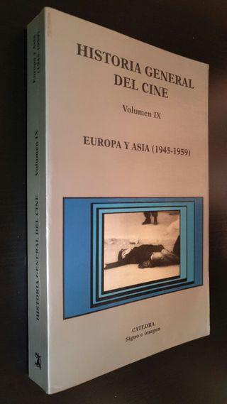 Historia General del Cine IX. Europa y Asia.
