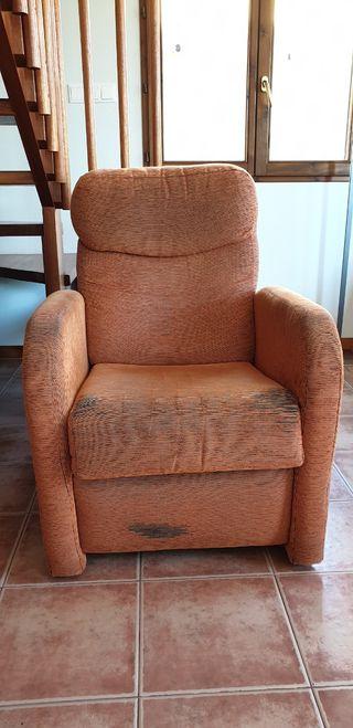 sillón relax manual