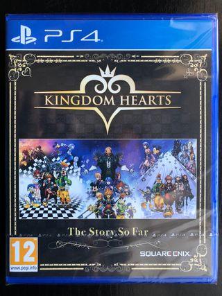 Kingdom Hearts Story so Far (NUEVO)