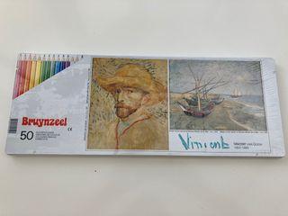 Caja 50 Lápices de colores