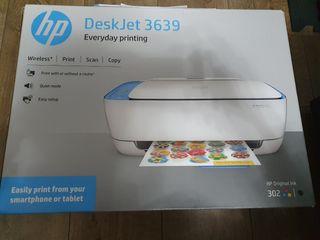 Impresora hp 3639