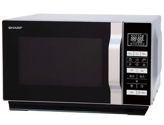 Sharp R260S-Microondas (800 W,20 l de capacidad