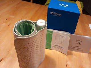 withings tensiómetro bluetooth