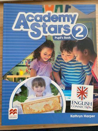 Libro de texto - Inglés - Academy Stars 2